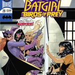 """Exclusive Preview: """"Batgirl and the Birds of Prey"""" #20"""