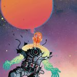 """Cave Carson Has An Interstellar Eye"" #1"