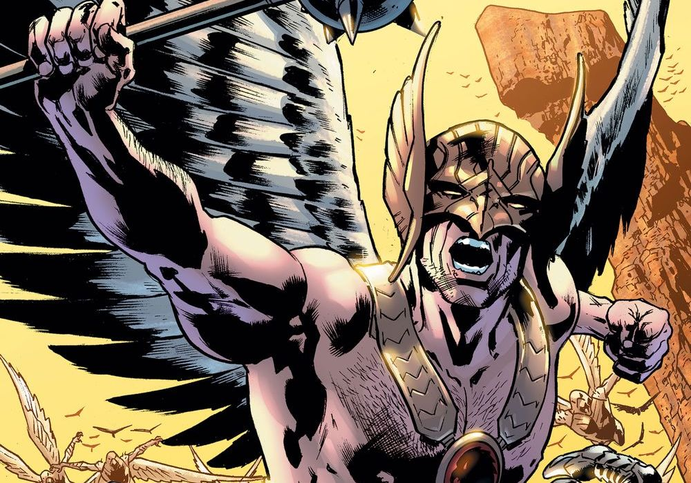 Hawkman 1 Featured