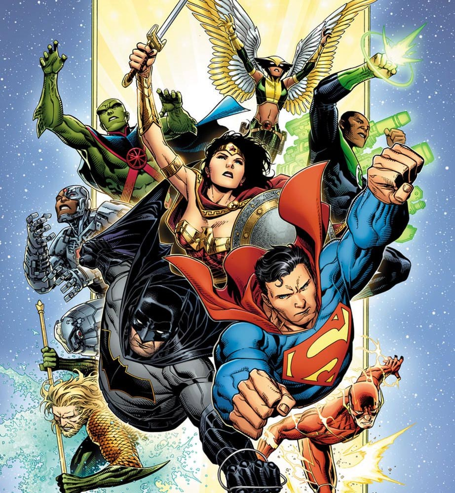 "Don't Miss This – ""Justice League"" by Scott Snyder, James Tynion IV, Jorge Jiménez, and Jim Cheung"