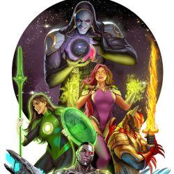 Justice League Odyssey 1 Featured