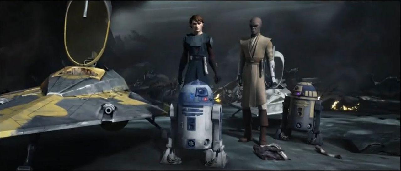 The Clone Wars R2 Come Home
