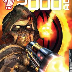 2000 AD Prog 2078 Featured