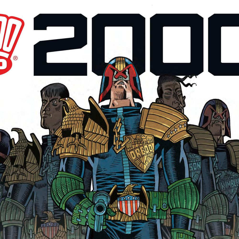 Multiver-City One: 2000 AD Prog 2079 – Top of the Class! – Multiversity  Comics