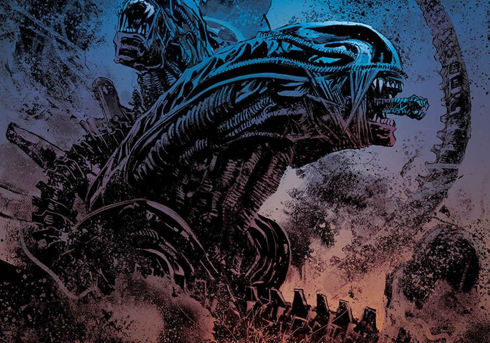 Aliens - Dust to Dust #1 - Featured