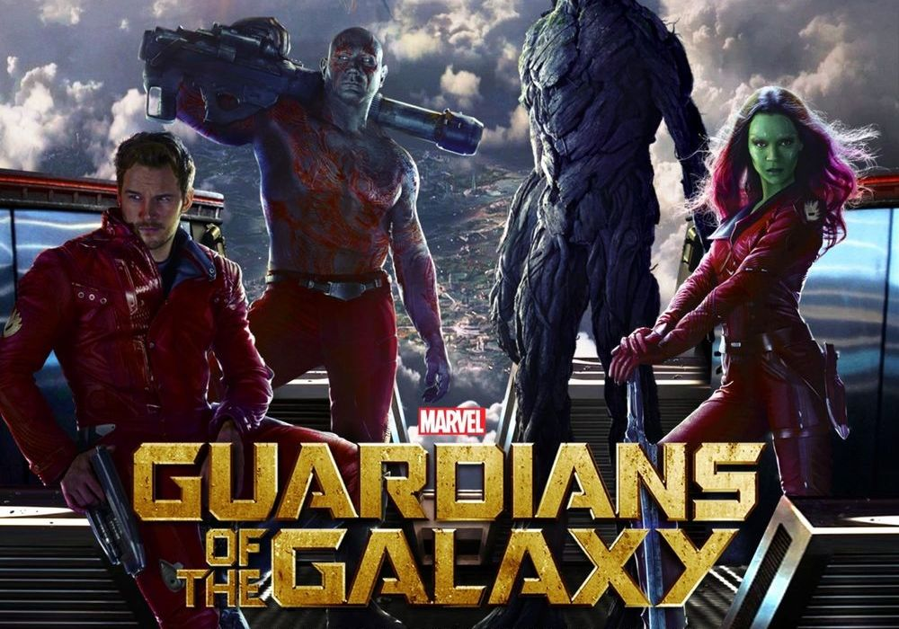 Guardians of the Galaxy Featured