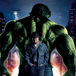 Incredible Hulk Featured