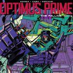 "Exclusive Preview: ""Optimus Prime"" #17"