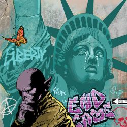 Resident Alien New York #1 - Featured