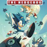 """Sonic The Hedgehog"" #1"