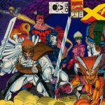 """""""X-Force"""" #1"""