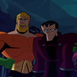 Batman Brave & Bold - Aquaman & Prince Orm