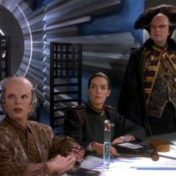 Babylon 5 s1 ep1 - Featured