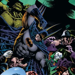 Batman Kings of Fear 1 Cover