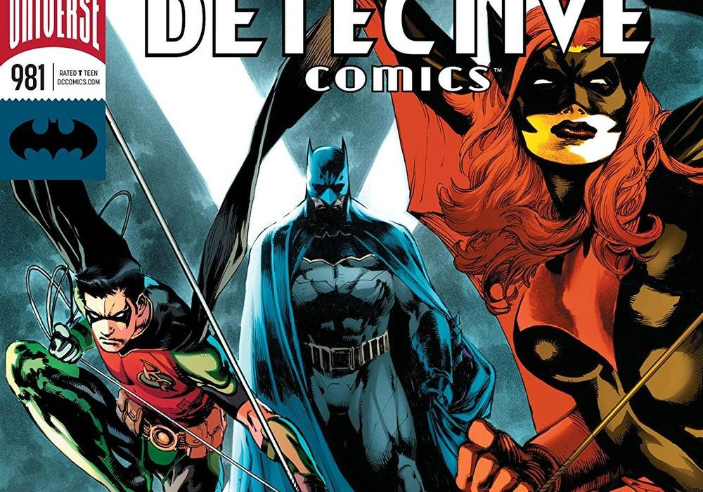 Detective Comics 981 Featured