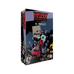 Feature: Hellboy in Mexico game expansion