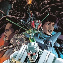 Rom and the Micronauts #5 - Featured