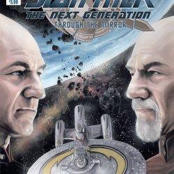 Star Trek The Next Generation: Through The Mirror 01 Featured