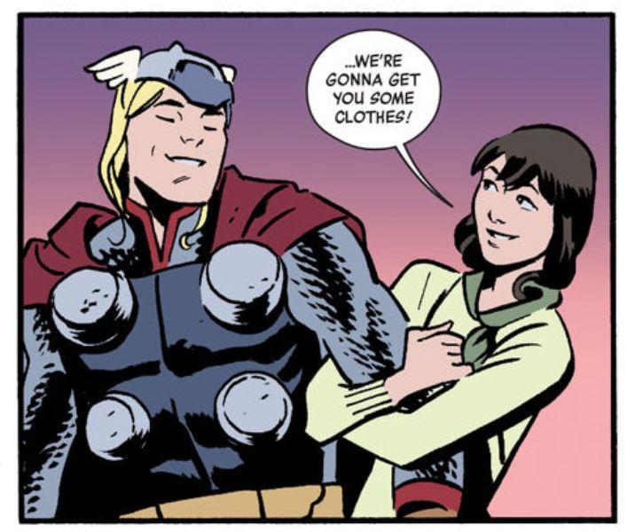 "Thor: The Mighty Avenger"" Vol. 1 – Multiversity Comics"