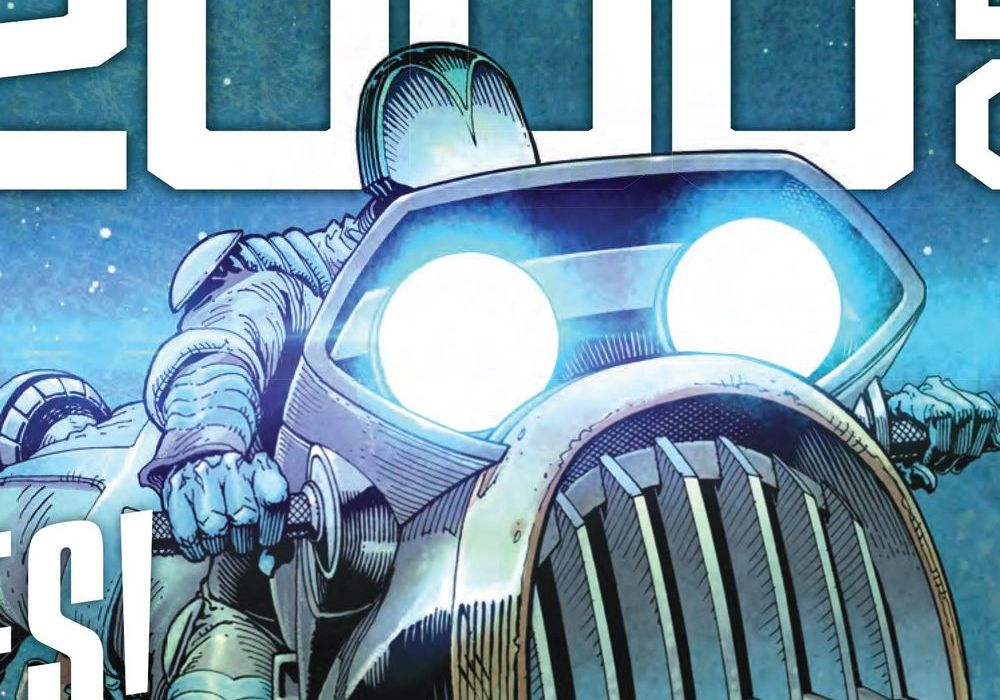 2000 AD Prog 2085 Featured