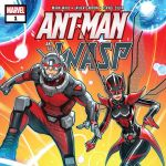 """Ant-Man and the Wasp"" #1"