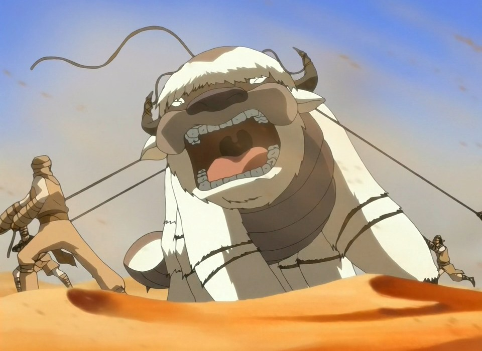 "Five Thoughts on Avatar: The Last Airbender's ""Appa's Lost"