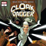 """""""Cloak and Dagger"""" Return in a Digital-First Comic"""
