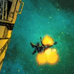 """Cady, Mutti, and Russell Bring """"Infinite Dark"""" To Image/Top Cow"""