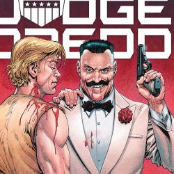 Judge Dredd Megazine 397 Featured