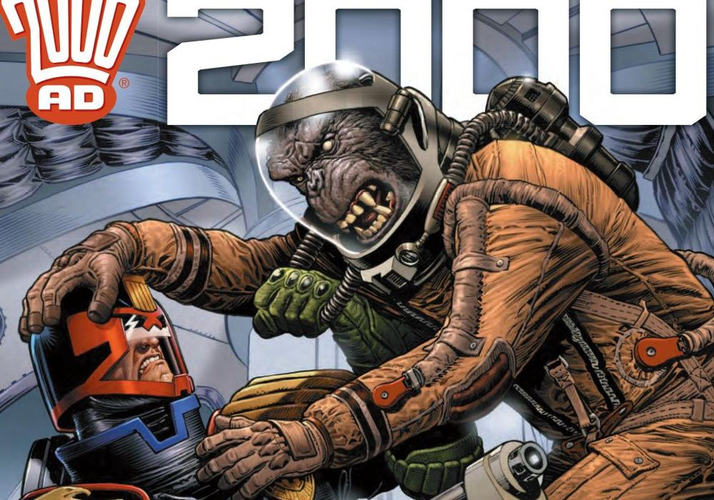 2000 AD Prog 2089 Featured