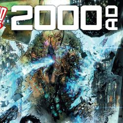 2000 AD Prog 2091 Featured