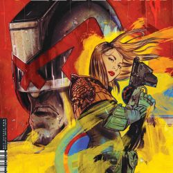 2000 AD Sci-Fi Special 2018 Featured