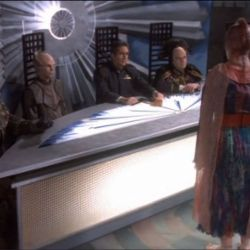 Babylon 5 s1 ep9 - Featured