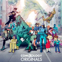 Comixology originals 2 - Featured