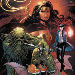 Justice League Dark #1 Featured