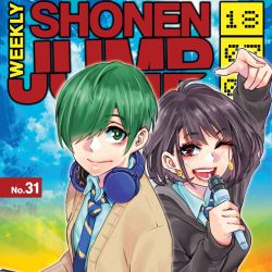 Weekly Shonen Jump July 2, 2018 Featured