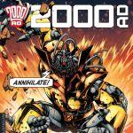 Multiver-City One: 2000 AD Prog 2094 – Annihilate!