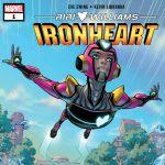 "Eve Ewing and Kevin Libranda on November's ""Riri Williams: Ironheart"""