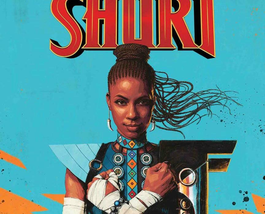 Shuri #1 featured