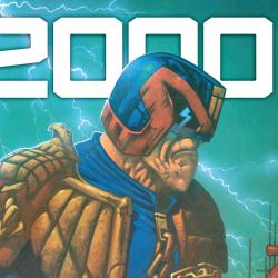 2000 AD Prog 2098 Featured