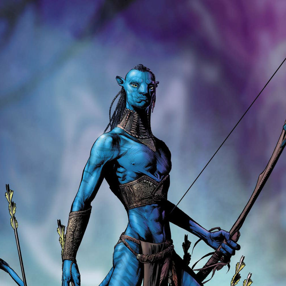 "Avatar 2 2018: Dark Horse Announces First Avatar Miniseries, ""Avatar: Tsu"