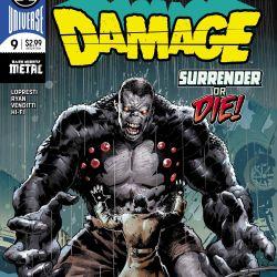 Damage 9 Featured