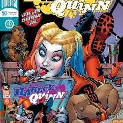 Harley Quinn 50 Featured
