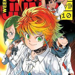 Weekly Shonen Jump 9/10/18 Featured