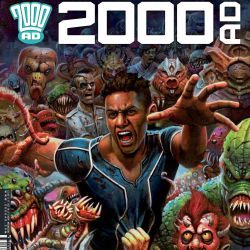 2000 AD Prog 2103 Featured