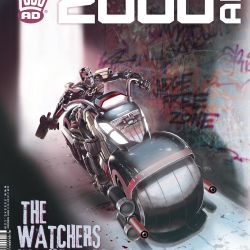 2000 AD Prog 2104 Featured