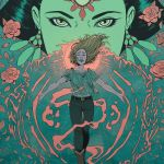 """NYCC '18: J.M. DeMatteis and Corin Howell Launch """"The Girl in the Bay"""" at Berger Books"""