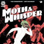 """""""Moth & Whisper"""" #2"""