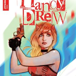 Nancy Drew #5 - Featured