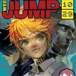 Weekly Shonen Jump October 29, 2018 Featured